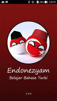 Endonezyam poster