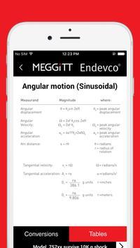 Meggitt Unit Conversion Wizard screenshot 3