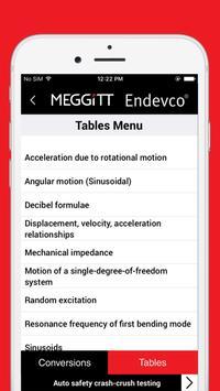 Meggitt Unit Conversion Wizard screenshot 5