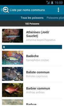 BiodiverSea - free version screenshot 5