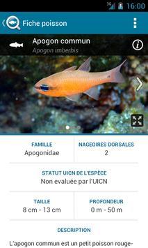 BiodiverSea - free version screenshot 1