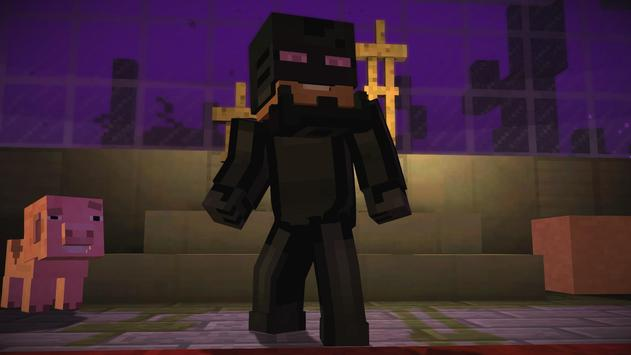 Enderman Skins For Minecraft APK Download Free Libraries Demo - Skins para minecraft pc demo