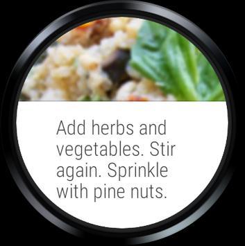كتاب الطبخ: وصفات صحية apk تصوير الشاشة