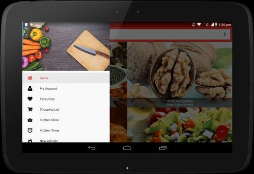 Global Cuisines : Free Recipes apk screenshot