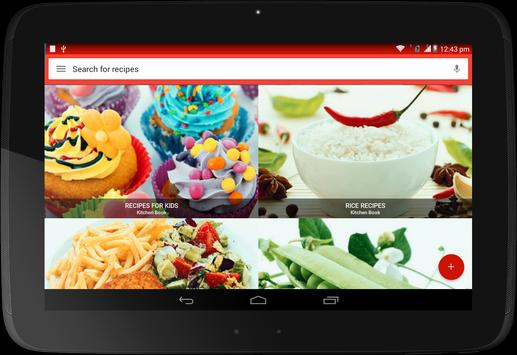 Kitchen book all recipes apk download free food drink app kitchen book all recipes apk screenshot forumfinder Image collections