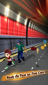 Endless Street Runner : crazy kid running games screenshot 5