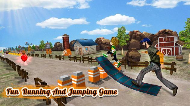 Endless Street Runner : crazy kid running games screenshot 6