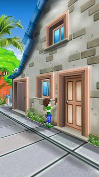 Endless Street Runner : crazy kid running games screenshot 16