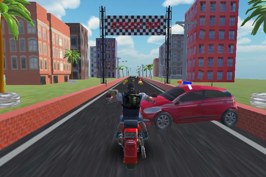 3D Bike Racing screenshot 4