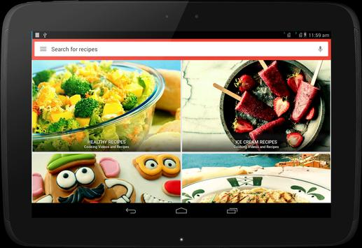 Cooking Videos and Recipes screenshot 7