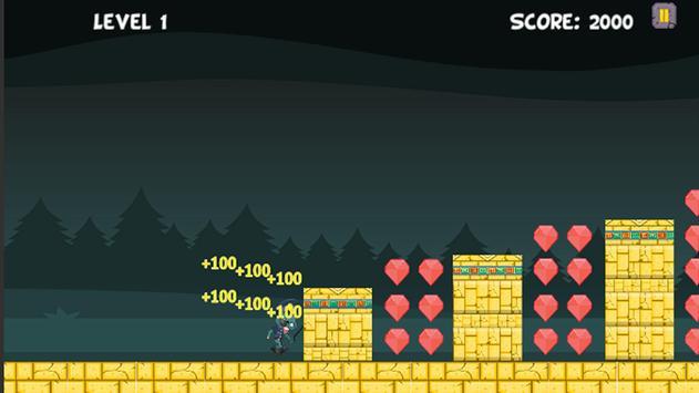 Zombie Runner Free screenshot 1