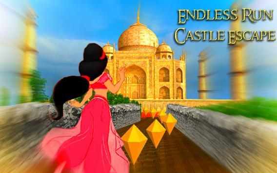 Endless Run Castle Escape poster