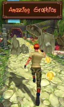 Haunted Forest Escape Run 3D screenshot 2