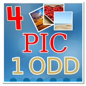 Search A Word : 4 Pics Puzzle icon