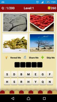 Search A Word : 4 Pics Puzzle apk screenshot