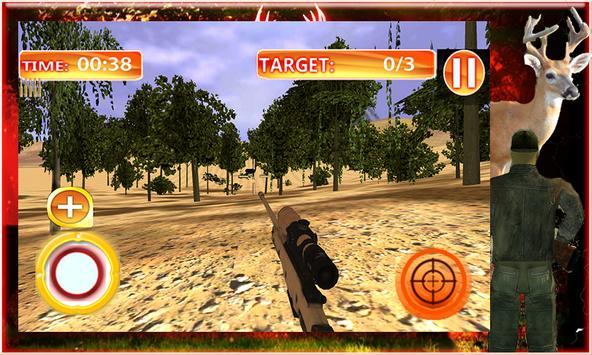 The Hunt Deer In Jungle 2016 screenshot 4