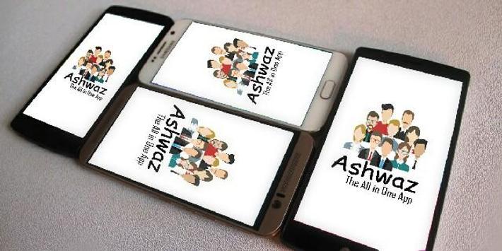 Ashwaz The All In One App poster