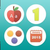 Kids Educational Games Free icon