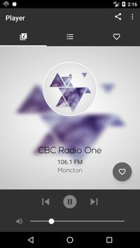 New Brunswick Radio Stations apk screenshot