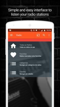Quebec Radio Stations apk screenshot