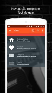 Rádios da Paraíba - Rádios Online - AM   FM screenshot 2