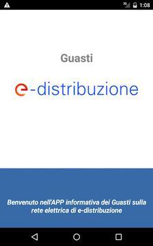 Guasti e-distribuzione apk screenshot