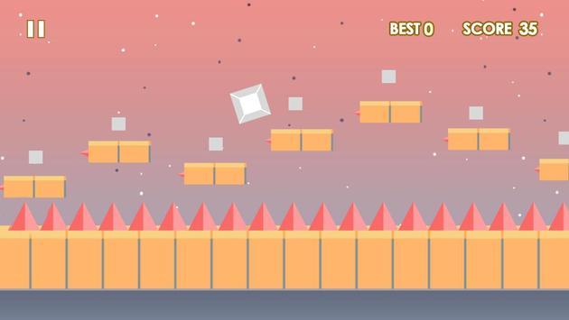 Impossible cube runner screenshot 14
