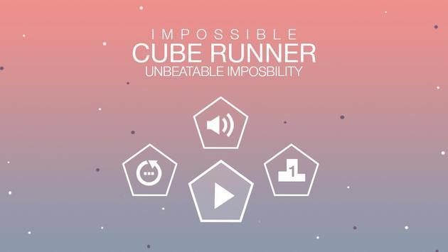 Impossible cube runner screenshot 10