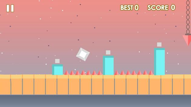Impossible cube runner screenshot 11