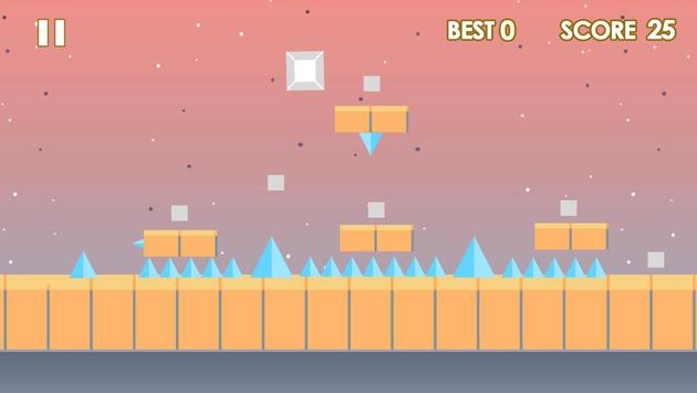 Impossible cube runner screenshot 12