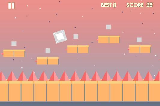 Impossible cube runner screenshot 3