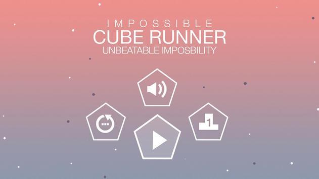 Impossible cube runner screenshot 5