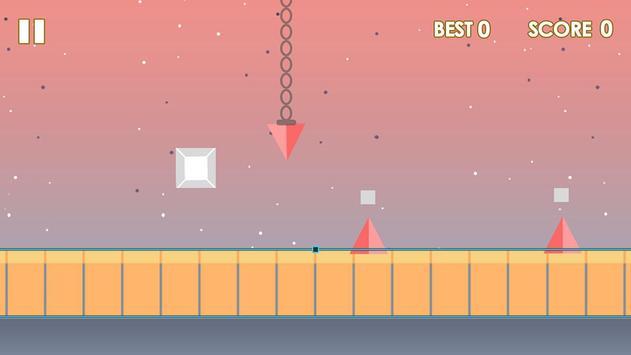 Impossible cube runner screenshot 6