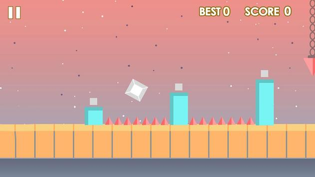 Impossible cube runner screenshot 7