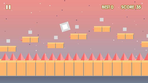 Impossible cube runner screenshot 8