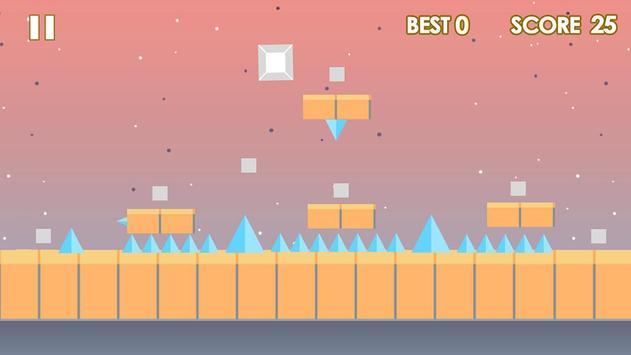 Impossible cube runner screenshot 9
