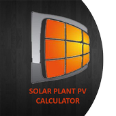Solar Plant PV Calculator icon