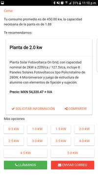Solar Plant PV Calculator screenshot 1