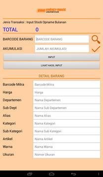 EME Inventory Information apk screenshot