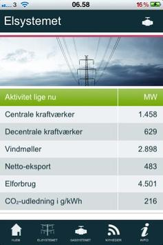 The danish energy system poster