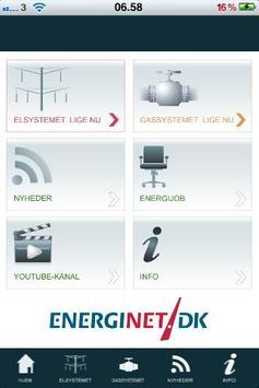 The danish energy system screenshot 1