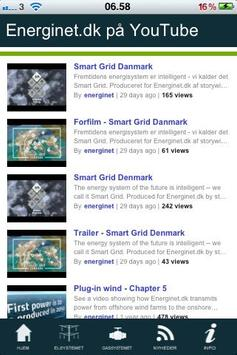 The danish energy system screenshot 2