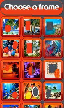 Tropical Photo Frames apk screenshot