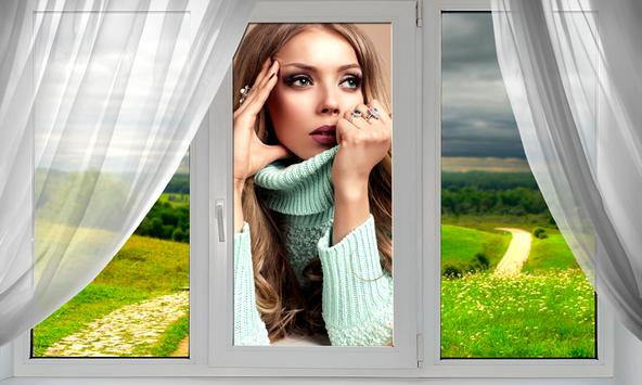 Window Selfie Photo Frames apk screenshot