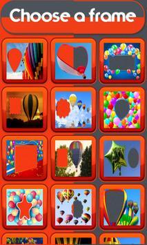 Balloon Photo Frames apk screenshot