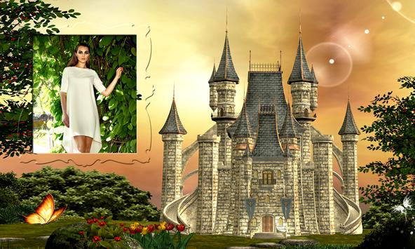 Castle Photo Frames apk screenshot