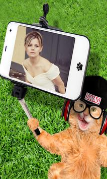 Funny Pet Selfie apk screenshot