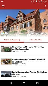 Heiligengrabe poster
