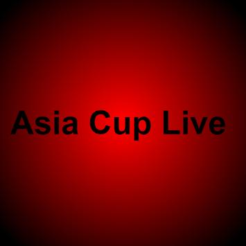 Asia Cup Live poster