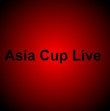 Asia Cup Live screenshot 1